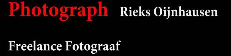PHOTOGRAPH  Rieks Oijnhausen